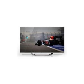 tv cran plat 3d led 47 lg 47lm760s achat prix fnac. Black Bedroom Furniture Sets. Home Design Ideas