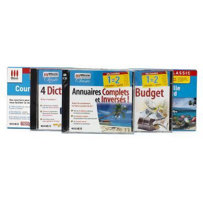 photo Pack 5 logiciels pour toute la famille