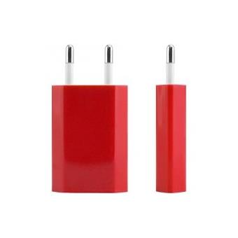 Chargeur iphone 6 6 plus rouge achat prix fnac - Chargeur iphone 6 fnac ...