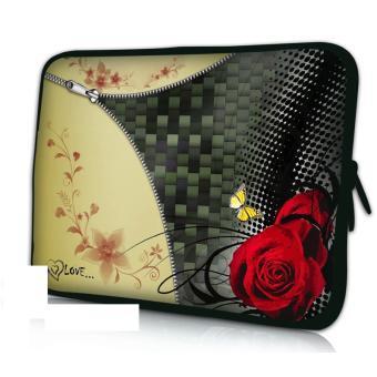 housse ordinateur portable 15 pouces cliche romantique achat prix fnac. Black Bedroom Furniture Sets. Home Design Ideas