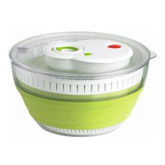 Emsa 512991 essoreuse salade pliable turboline 4 5 l achat prix fnac - Essoreuse salade pliable ...
