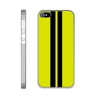 coque pour iphone 5 racing jaune accessoire iphone 5 5s design racing achat prix fnac. Black Bedroom Furniture Sets. Home Design Ideas