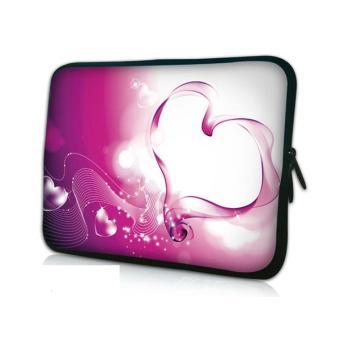 housse ordinateur portable 14 pouces l 39 amour en rose achat prix fnac. Black Bedroom Furniture Sets. Home Design Ideas