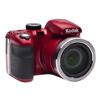 Passion et performances vont de pair avec les KODAK PIXPRO AZ421. Un objectif avec un très long zoom 42x et une stabilisation optique de l´image procure des gros plans, des panoramas ou des vidéos HD 16 mégapixels clairs et nets. Les fonctionnalités de sc