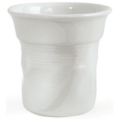 Image du produit bialetti 6 tasses à café froissées 8,5cl céramique blanc rtatz122
