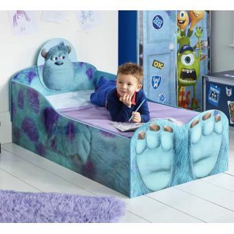monstres et compagnie lit d 39 enfant room studio 864446 achat prix fnac. Black Bedroom Furniture Sets. Home Design Ideas
