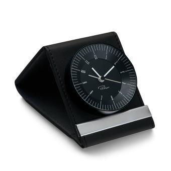 r veil de voyage philippi analogique pliant avec tui de cuir noir achat prix fnac. Black Bedroom Furniture Sets. Home Design Ideas