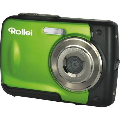 Rollei Sportsline 60 est l´appareil photo 10 mégapixels avec double écran - idéal pour l´autoportrait.