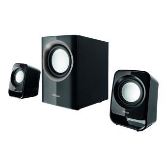trust ceryx 2 1 speaker set syst me de haut parleur. Black Bedroom Furniture Sets. Home Design Ideas