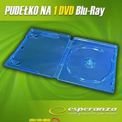 Numéro de la pièce dorigine 3104-5905784768496 Nom du produit ESPERANZA BLU RAY Box 1 Blue 10 mm (100 Pcs PACK.) Producteur Esperanza Catégorie de produits disques CD DVD HD-DVD Blu-ray boîtiers de CD Couleur Bleu Type demballage BOX Nombre de pièces emba