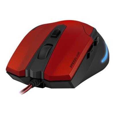 La souris AKLYS a été spécialement créée pour les gamers qui attendent de leur équipement des fonctionnalités étendues, un tracking ultra-précis et une fiabilité totale. Grâce aux possibilités de réglage de la haute résolution, la souris s´adapte parfaite