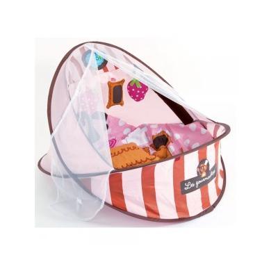 Ludi - Petit nid nomade 2 en 1 gourmandises filles pour 82€