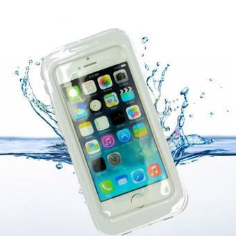 coque iphone 5 5s waterproof blanche achat prix. Black Bedroom Furniture Sets. Home Design Ideas