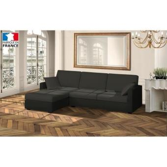 martin canap angle gauche 4 places 260x160x86 achat prix fnac. Black Bedroom Furniture Sets. Home Design Ideas