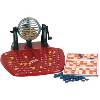jeu de bingo loto avec distributeur de boules jeu de societe achat prix fnac. Black Bedroom Furniture Sets. Home Design Ideas