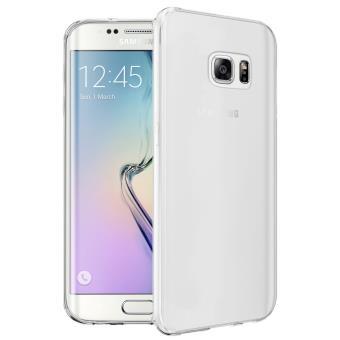 mp Samsung Galaxy S EDGE  G Coque Protection arriere noire smartphone UltimKaz pour a ecran incurve Accessoires pochette XEPTIO Exceptional case Prix decouverte w