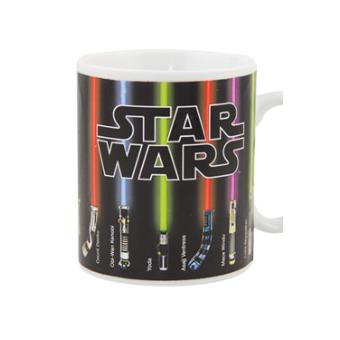 mp Star Wars mug decor thermique Lightsaber