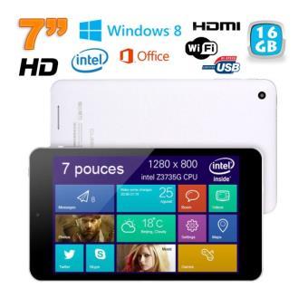 tablette tactile windows 8 1 7 pouces intel atom quad core hdmi achat prix fnac. Black Bedroom Furniture Sets. Home Design Ideas