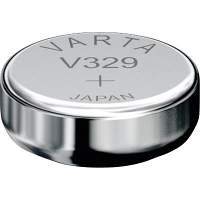 Varta 1 Pile oxyde argent V329 SR731SW 329 1,55V