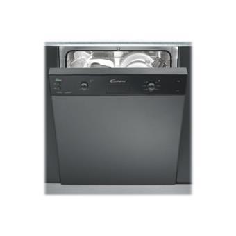 lave vaisselle avec bandeau candy cds2112n acheter au meilleur prix. Black Bedroom Furniture Sets. Home Design Ideas