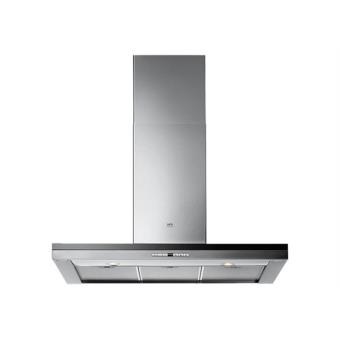 Aeg electrolux competence dd 6490 m hotte d corative for Hotte decorative murale 90 cm electrolux efc90400x inox
