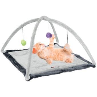 tapis d 39 eveil ring gris pour chat achat prix fnac. Black Bedroom Furniture Sets. Home Design Ideas