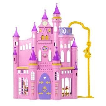 disney princesses x9380 maison de poup e ch teau de r ve achat prix fnac. Black Bedroom Furniture Sets. Home Design Ideas