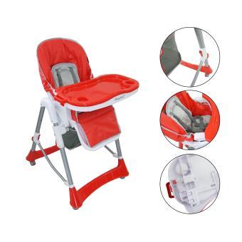 Chaise haute pour enfant chaise bleue pliable et - Chaise enfant pliable ...