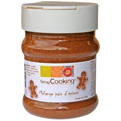 Image du produit Scrapcooking Pot mélange pain d´épices