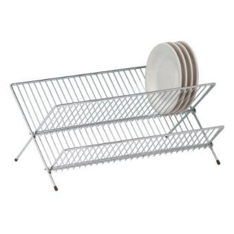 apollo gouttoir vaisselle pliant en chrome achat prix fnac. Black Bedroom Furniture Sets. Home Design Ideas