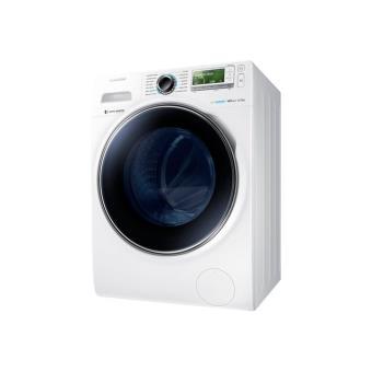 samsung ecobubble ww12h8420ew machine laver chargement frontal pose libre blanc achat. Black Bedroom Furniture Sets. Home Design Ideas