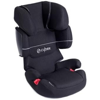 cybex solution x 512114009 si ge auto groupe 2 3 noir import allemagne achat prix. Black Bedroom Furniture Sets. Home Design Ideas