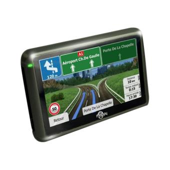 Navigation GPS MAPPY ULTIX575 NOIR EUROPE 43 PAYS CARTE A VIE