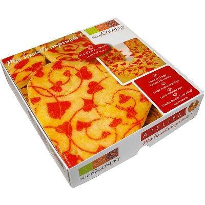 Image du produit ScrapCooking® - Coffret atelier cuisine - Mes biscuits imprimés !