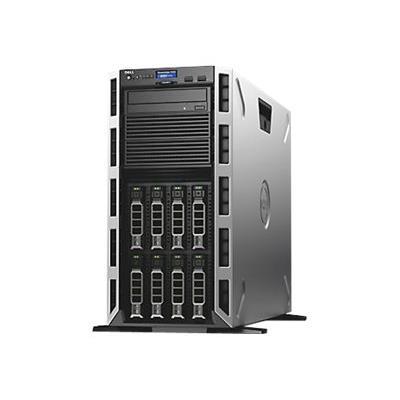 DELL T430, PowerEdge. Fréquence du processeur 1,9 GHz, Famille de processeur Intel Xeon E5 v3, Modèle de processeur E5-2609V3. Capacité totale de stockage 1000 Go, Niveaux RAID 0, 1, 5, 10, 50, Tailles de disques durs supportées 8, 89 cm (3.5). Mémoire in
