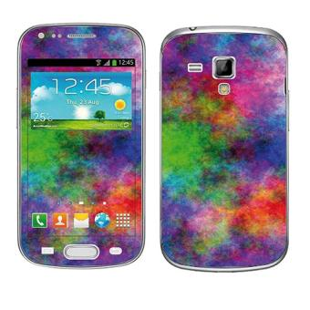 skin stickers pour samsung s duos sticker tissu colore achat prix fnac. Black Bedroom Furniture Sets. Home Design Ideas