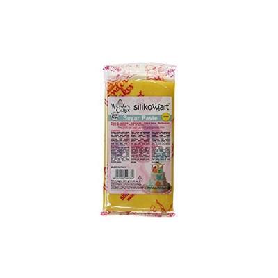 Image du produit Silikomart 99.009.04.0001 pâte à sucre jaune