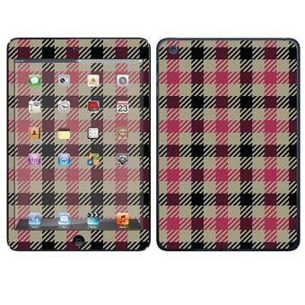 skin stickers pour apple ipad mini sticker vichy rose achat prix fnac. Black Bedroom Furniture Sets. Home Design Ideas