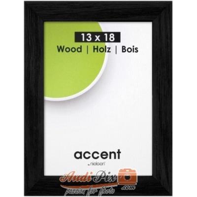nielsen accent magic 13x18 bois noir 9732004
