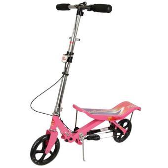 space scooter trottinette rose achat prix fnac. Black Bedroom Furniture Sets. Home Design Ideas