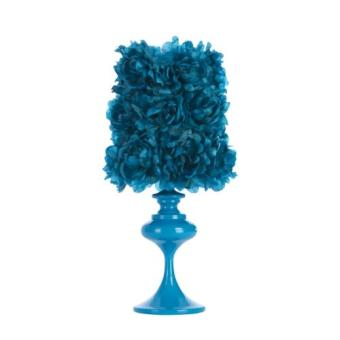 muno bloom tree bt lampe de table bleu turquoise achat prix fnac. Black Bedroom Furniture Sets. Home Design Ideas
