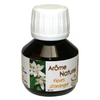Image du produit ScrapCooking® - Arôme naturel fleurs d´oranger