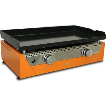 plancha gaz simogas rainbow orange achat prix fnac. Black Bedroom Furniture Sets. Home Design Ideas