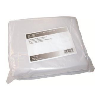 Ideal permanent plasic bag poubelle de broyeur top prix for Poubelle broyeur