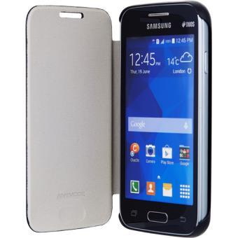 mp Etui Samsung Galaxy Trend Lite  G folio noir w