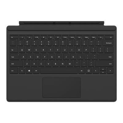 Le clavier Type Cover pour Surface est ultraplate d´un clavier classique, équipée de touches mobiles. Il offre la vitesse et le toucher d´un clavier classique, tout en permettant de passer de la tablette à l´ordinateur portable en un clin d´il.Le clavier