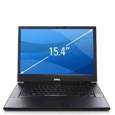 PC Portable Dell Latitude E5500 - 15,4´´ - Noir - Intel Celeron 900 / 2.20 GHz - RAM 2 Go - HDD 160