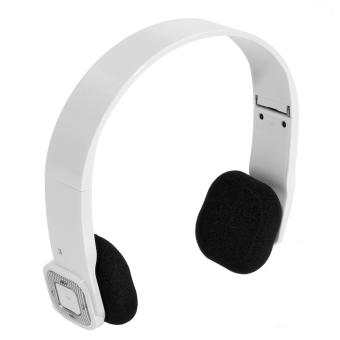 bluestork casque sans fil bluetooth pliable avec micro white achat prix fnac. Black Bedroom Furniture Sets. Home Design Ideas