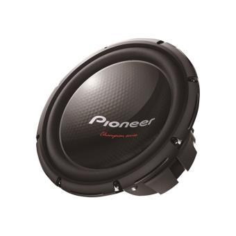 pioneer ts w310s4 commande de caisson de basses pour automobile achat prix fnac. Black Bedroom Furniture Sets. Home Design Ideas