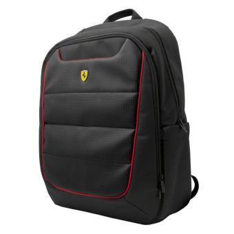 housse sac dos noir pour ordinateur 15 pouces logo ferrari achat prix fnac. Black Bedroom Furniture Sets. Home Design Ideas